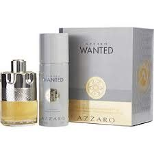 Wànted 2PC TRAVEL GIFT SET Cōlogne for Men (3.4Oz EDT Spray)