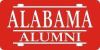 WinCraft Alabama University of L003215 Crystal Mirror License Plate