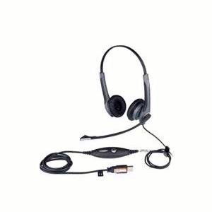 Jabra GN2000 USB Duo UC Corded headset for Softphone -