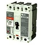 Thermal Magnetic Circuit Breaker, F-Frame, HMCP Series, 600 VAC, 250 VDC, 50 A, 3 Pole