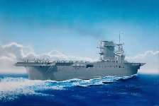 trumpeter-1-700-uss-lexington-cv2-aircraft-carrier-may-1942-model-kit
