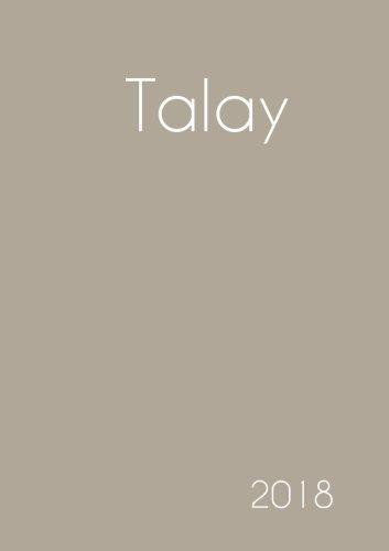 Download 2018: Namenskalender 2018 - Talay - DIN A5 - eine Woche pro Doppelseite (German Edition) ebook