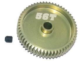 64 Pitch Pinion Gear 56T (7075 w/Hard Coating)/3Racing/3RAC-PG6456 from 3Racing