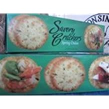 Elki Spring Onion Savory Crackers (5.3 oz.)