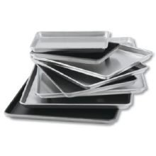 Lincoln Wear - Ever Gauge 18Aluminum Economy Sheet Pan -- 12 per case.