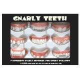 Buck Teeth (Accoutrements Gnarly Teeth, Set of 9)