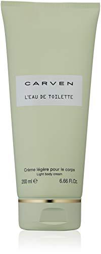 Carven L'eau De Toilette Light Body Cream, 6.66 oz - Cream Couture Body Couture