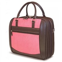 Edge Briefcase Notebook (Pink Mobile Edge ScanFast Element Checkpoint Friendly Briefcase, Supp)