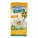 (Med Pass 2.0 Nutritional Supplement ( SUPPLEMENT, MED PASS 2.0, VANILLA, 32OZ ) 12 Each / Case)