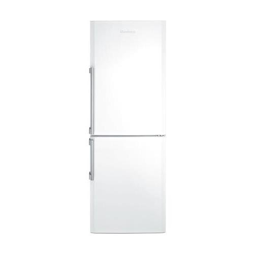 "Blomberg BRFB1042WHN 24"" Energy Star Bottom Freezer Refriger"