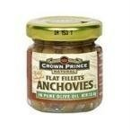 CROWN PRINCE ANCHOVY FLAT OOIL, 1.5 OZ