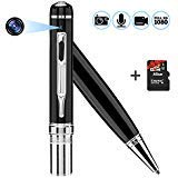 Camera Pen 1080p HD, HD Surveillance Camera Mini Security Device for Your House