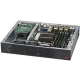 Supermicro SYS-E300-8D Intel Xeon D-1518, Dual 10G SFP+, 6 GbE LAN, IPMI, Mini Server by Supermicro
