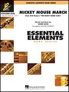 - Mickey Mouse March - Essential Elements Correlated Arrangements - Explorer Level