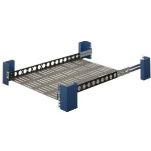 RackSolutions Rack Shelf Components Other 108-4013 Black