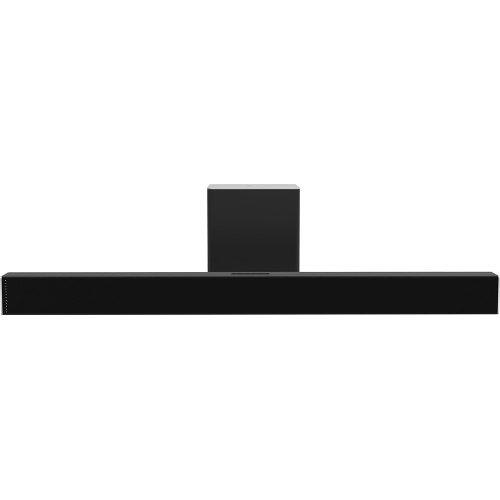 VIZIO SB3831-C6M Sound Bar Speaker - Table Mountable, Wall Mountable - Wireless Speaker(s) - Black