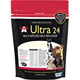 DPD Grade A Ultra 24 Multi-Species Milk REPLACER - 8 Pound by DPD (Image #1)
