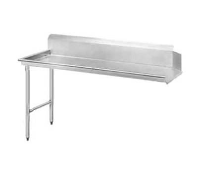 Advance Tabco DTC-S70-84L Dishtable, Clean Straight Design, Right to Left Operation 83