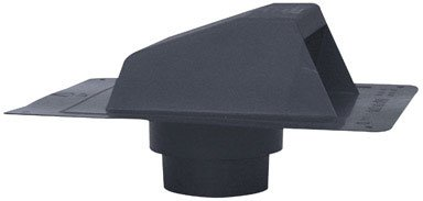 Deflect-o Corporation ROOF CAP W/TAIL DRYER VE by DEFLECT...