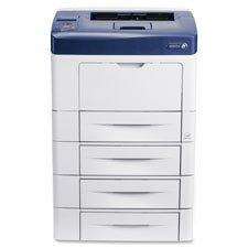 Laser Printer, 47PPM, 550 Sht Cap, Blue/White