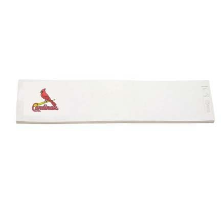 St. Louis Cardinals Licensed Official Size Pitching Rubber from Schutt by Schutt