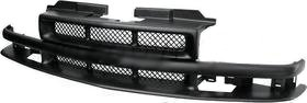 Chevrolet S10 Pick Up Truck 98-04 Front Grille Car Mat W/Mesh SS/XTREME Models