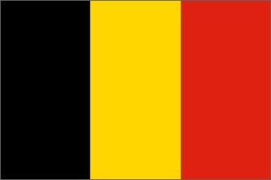 3ft x 5ft Belgium Flag - Polyester - Online Stores - 3 x 5 - Poly Belgian - Belgium Online