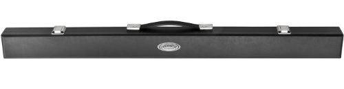 Casemaster-Deluxe-BilliardPool-Cue-Hard-Case-Holds-1-Complete-2-Piece-Cue-1-Butt1-Shaft
