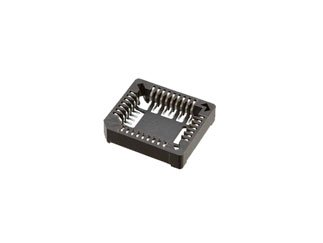 69802 Series 32 Position 1 A 20 mOhm Closed Frame SMT Socket - PLCC-32, Pack of 390 (69802-432LF-duplicate-1)