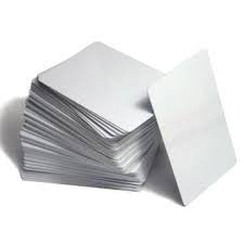 10 X Ntag 215 NXP Blank White Pvc Cards - PAC Supplies USA - Trademark Product by PAC Supplies USA