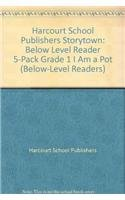 Download Storytown: Below-Level Reader 5-Pack Grade 1 I Am a Pot pdf epub