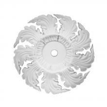 Focal Point 15 in. D'evereux Center Medallion (Focal Point Medallions)