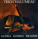 : Trio Chalumeau: Trio Pathetique for Clarinet, Bassoon, and Piano