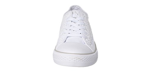 Cordones Fitters Zapatos de Mujer Footwear con Lona gnq0watHq