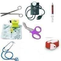 Kit para enfermera (esfigmomanómetro + kit de estetoscopio Sprague + linterna de exploración + brazalete