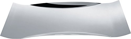 Alessi Rectangular Tray - Mao-Mao Serving Tray Color: Stainless Steel