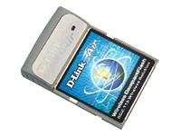 D-Link DCF 660W/K - Network adapter - CompactFlash - 802.11b by D-Link
