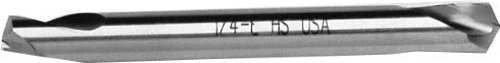 Malco DE18 Double Ender 1/8-Inch Sheet Metal Polished Drill Bit, 12-Pack by Malco by Malco