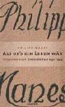 Als ob´s ein Leben wär: Tatsachenbericht Theresienstadt 1942-1944
