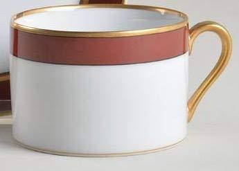 Fitz & Floyd Renaissance Cinnabar Cup Only ()