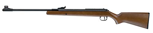 Diana RWS Model 34 Break Barrel Spring Powered Hardwood Stock Pellet Gun Air Rifle, .22 Caliber, Gun Only (Best Pellet For Rws 34)
