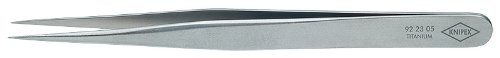 KNIPEX 92 23 05 Precision Tweezers by KNIPEX Tools