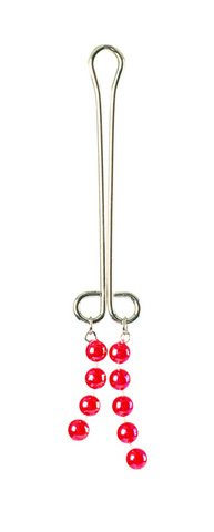 Cleopatra-Clit-Clip-Red-Pearl