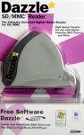 Dazzle MultiMedia Secure Digital/MultiMedia Card Reader (DM-8300)