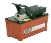 Air Operated Hydraulic Single Speed Pump