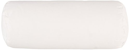 Downright 200 Thread Count 5 oz Deco Bolster Down Pillow, 6