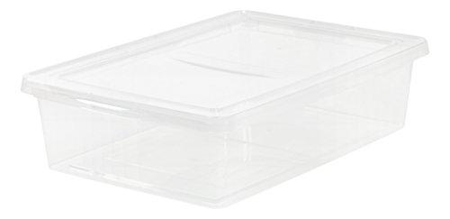 IRIS Quart Clear Storage Box
