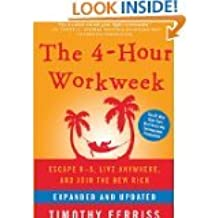 The 4-Hour Workweek: Escape 9-5, Live Anywhere, and Join the New Rich (Chinese Edition)