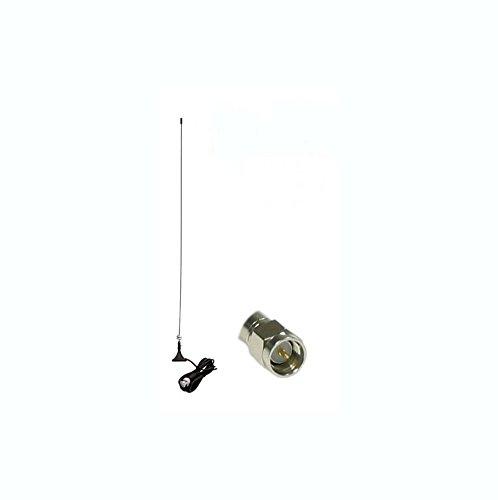 OPEK VUM-201-SMA Dual Band Mini Mag Mount 144/440 GAIN TYPE
