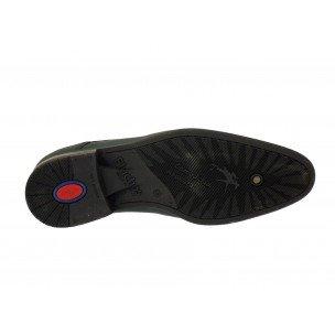 Fluchos - Zapatos de cordones para hombre azul marino
